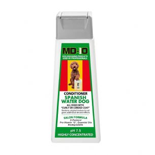 MD10 Conditioner Spanish Water Dog (3 sizes)  Spanish Water Dog, Bolognese, Curly